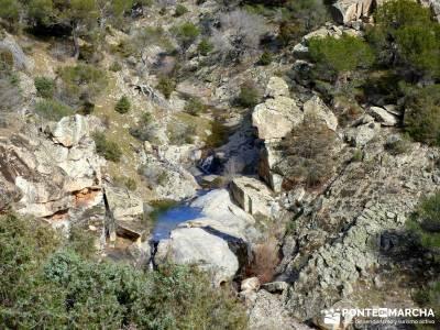 Cebreros - La Merina, Atalaya de ensueño - asociación de senderismo;senderismo con imaginación se